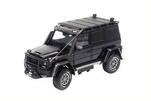 MERCEDES W463 BRABUS 500 MERCEDES G500 4x4 2021 OBSIDIAN BLACK LIMITED 1000