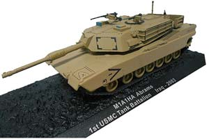 TANK M1A1HA ABRAMS 1 USMC TANK BATTALION IRAQ 2003 *ТАНК БТР