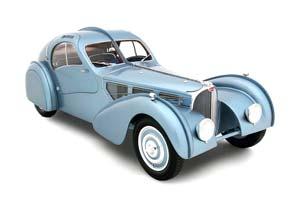 BUGATTI 57SC ATLANTIC 1938 LIGTH BLUE *БУГАТТИ БУГАТИ