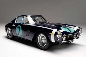 FERRARI 250 GT 1ST GOODWOOD TT 1961 BLACK *ФЕРРАРИ ФЕРАРИ ФИРАРИ ФИРРАРИ