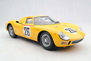 FERRARI 250 LM 2ND LE MANS 1963 YELLOW *ФЕРРАРИ ФЕРАРИ ФИРАРИ ФИРРАРИ