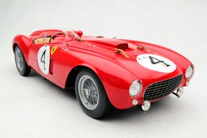 FERRARI 375 PLUS 1ST LE MANS 1954 RED *ФЕРРАРИ ФЕРАРИ ФИРАРИ ФИРРАРИ