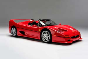 FERRARI F50 US VERSION 1956 RED *ФЕРРАРИ ФЕРАРИ ФИРАРИ ФИРРАРИ