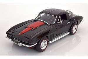 Chevrolet Corvette 427 Coupe 1967 Black/Red