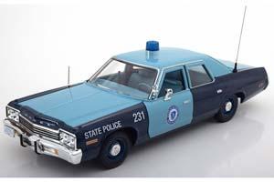 DODGE MONACO PURSUIT MASSACHUSETTS STATE POLICE 1974 POLICE