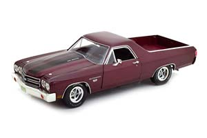 CHEVROLET EL CAMINO 1970 DARK RED METALLIC *ШЕВРОЛЕ ШЕВИ ШЕВРОЛЕТХ