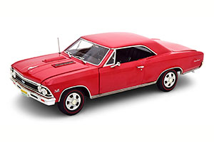 CHEVROLET CHEVELLE SS 396 1966 RED