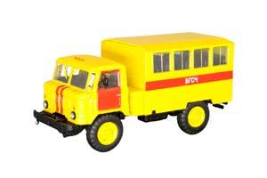 GAZ 66 EMERGENCY (USSR RUSSIA) | ГАЗ 66 ВГСЧАС 3902 АВТОМОБИЛЬ НА СЛУЖБЕ #79