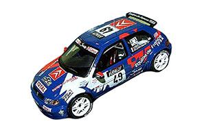 Citroen Saxo Kit Car LOEB Sebastien/ELENA Daniel #49 Tour de Corse 1999