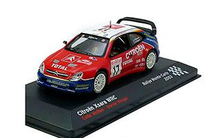 Citroen Xsara WRC C. McRae #17 Rallye Monte Carlo 2003
