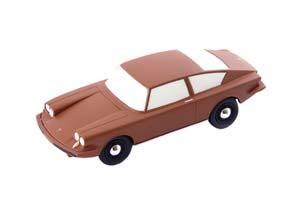 PORSCHE 695 1957 BROWN