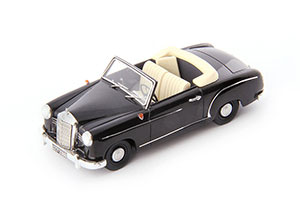 MERCEDES 180 CABRIOLET A PROTOTYP BLACK GERMANY 1953 *BENZ BENC МЕРСЕДЕС БЕНС МЕРСИДЕС МЕРСЕДЕЗ БЕНЦ
