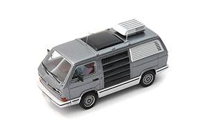 VW T3 TRAVELLER JET GRAY MET. GERMANY 1979 *ФОЛЬКСВАГЕН ФОЛЬЦВАГЕН