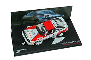 TOYOTA CELICA GT-FOUR ACROPOLIS RALLY 1990 SAINZ/MOYA