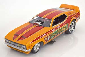 FORD MUSTANG NHRA FUNNY CAR 1972 MULDOWNEY