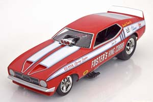 FORD MUSTANG NHRA FUNNY CAR 1972 FOSTER