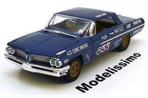 Pontiac Catalina Super Duty #655 NHRA Champion 1962 Don Gay
