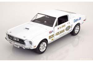 Ford Mustang S/S Cobra Jet Super Stock Eliminator 1968 Al Joniec