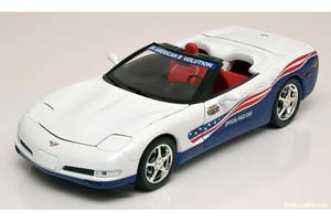 Chevrolet Corvette Cabrio Pace Car Indianapolis 2004 White/Blue