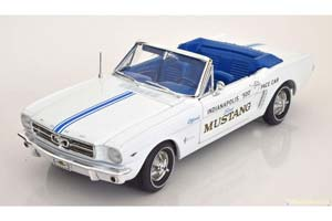 Ford Mustang Pace Car Indianapolis 1964 White