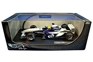 WILLIAMS F1 BMW FW25 R.SCHUMACHER 2003 #4