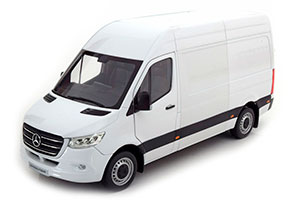 MERCEDES SPRINTER BOX WAGON 2018 WHITE *BENZ BENC МЕРСЕДЕС БЕНС МЕРСИДЕС МЕРСЕДЕЗ БЕНЦ
