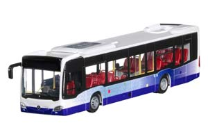 MERCEDES CITARO EURO 6 2002/2015 WHITE/BLUE