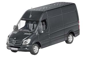 MERCEDES SPRINTER PANEL VAN 2013 TENORITE GRAY METALLIC