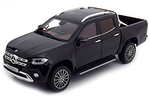 MERCEDES BR470 X-СLASS PICK-UP 2017 BLACK METALLIC