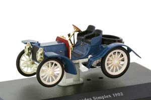 MERCEDES SIMPLEX 40 HP 1902 BLUE