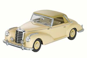 MERCEDES W188 300S CABRIOLET A 1951/1955 BEIGE