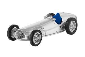 Mercedes W154 1938 Silver Dealer Edition