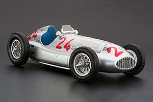 Mercedes W165 1939 Silver Dealer Edition