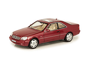 MERCEDES W140 CL-CLASS CL600 C140 1996 RED *BENZ BENC МЕРСЕДЕС БЕНС МЕРСИДЕС МЕРСЕДЕЗ БЕНЦ