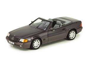 MERCEDES W129 500 SL R129 1989-2001 VIOLET METALLIC