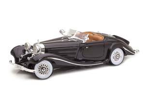 MERCEDES W29 500К SPECIAL ROADSTER 1934 BROWN