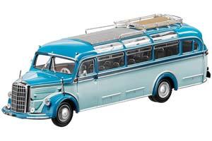 Mercedes O3500 Omnibus 1949-1955 Blue/Light Blue