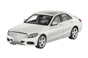 MERCEDES W205 C-CLASS SALOON 2014 WHITE METALLIC *BENZ BENC МЕРСЕДЕС БЕНС МЕРСИДЕС МЕРСЕДЕЗ БЕНЦ