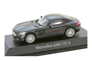 MERCEDES C190 AMG GT S COUPE BLACK METALLIC