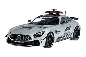 MERCEDES AMG GT-R SAFETY CAR FORMULA 1 2019