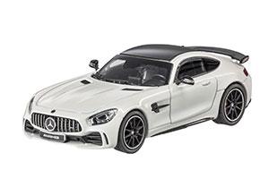 MERCEDES AMG GT R 2018 WHITE