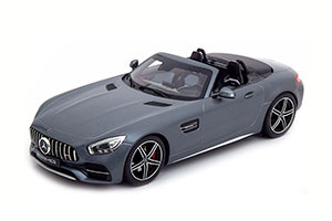 MERCEDES R197 AMG GT C ROADSTER W197 METALLIC GRAY