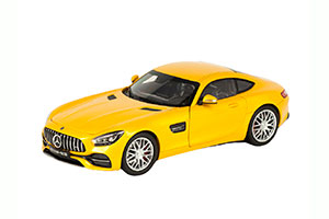 MERCEDES C190 AMG GT S COUPE (W190) YELLOW