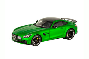 MERCEDES-AMG W190 GT-R V8 BITURBO C190 2019 METALLIC GREEN