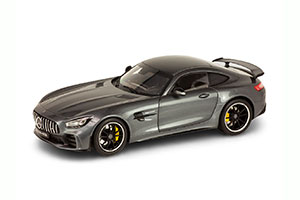 MERCEDES-AMG W190 GT-R V8 BITURBO C190 2019 METALLIC GRAY