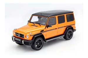MERCEDES G 63 AMG W463 G63 CRAZY COLOR 2016 SUNSETBEAM ORANGE VERY LIMITED EDITION 463 PCS.