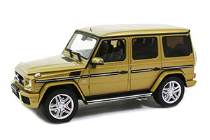 MERCEDES W463 G-CLASS G 63 AMG CRAZY COLOUR 2018 GREY LIMITED EDITION 1500 PCS.