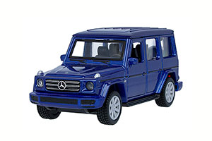 MERCEDES W463 G500 2017 BLUE