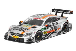 MERCEDES AMG C 63 DTM ROBERT WICKENS 2016 SILVER