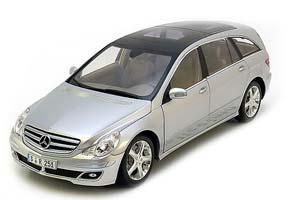 Mercedes W251 R-Class 2005 Iridium Silver